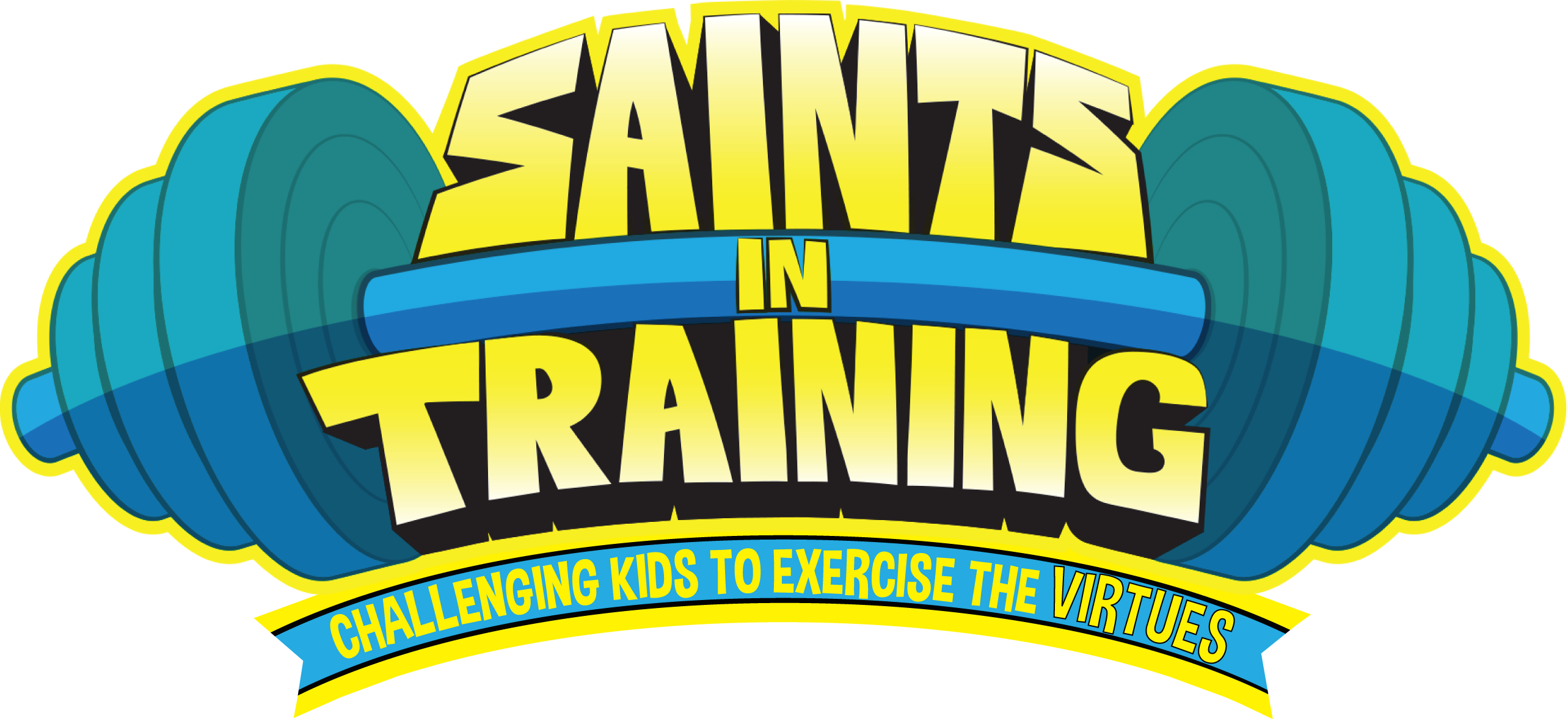 Saints in Training Logo 3