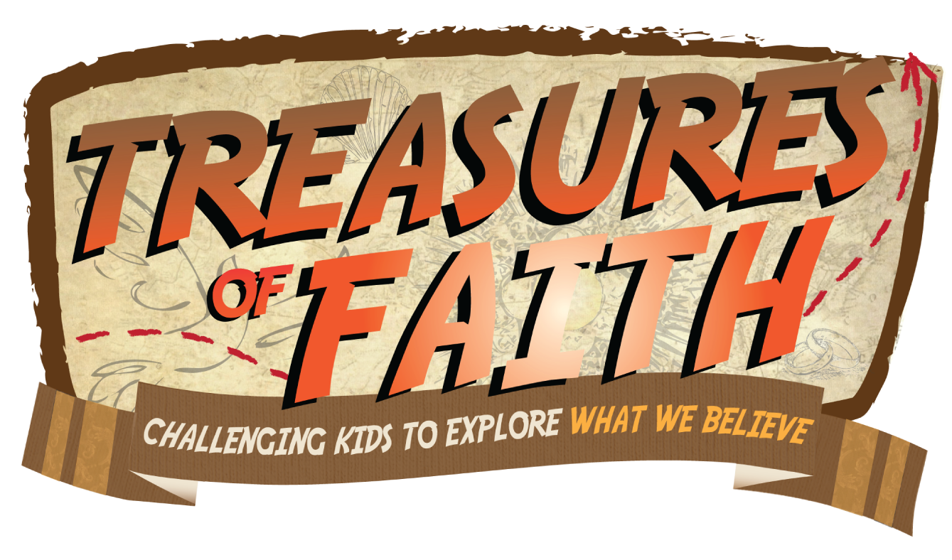 Treasures of faith small