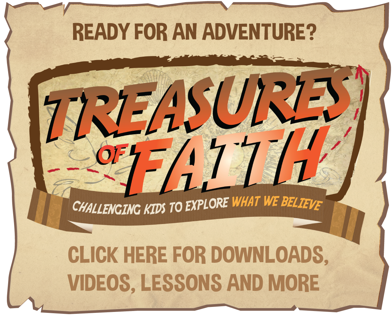 Treasures of Faith Program Button 01