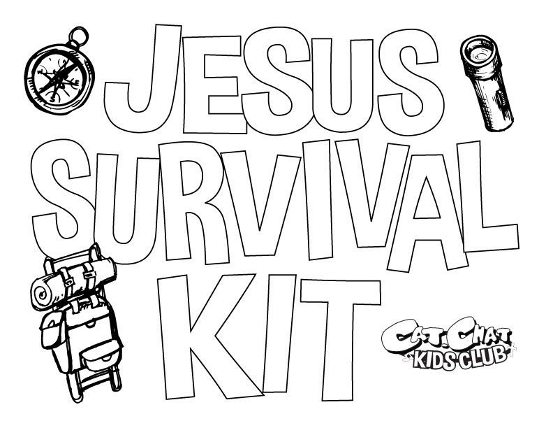 Jesus Survival Kit