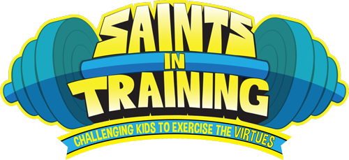 saints in training banner